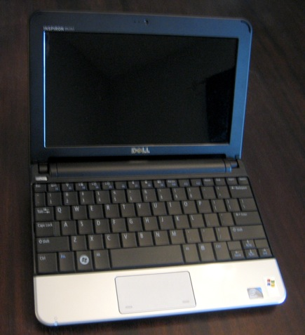 The Dell Mini 10v
