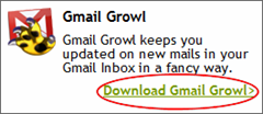 gmail growl download highlight