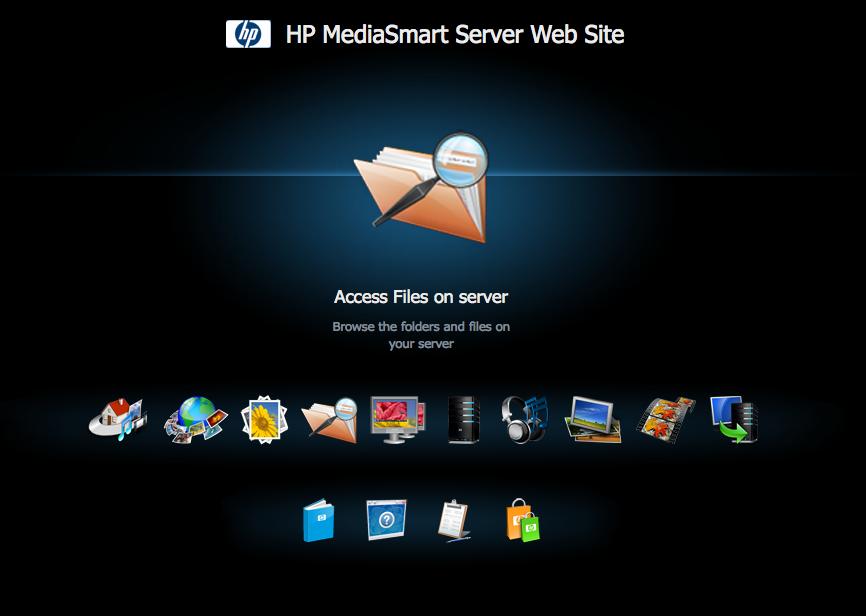 MediaSmart_Home_page.png