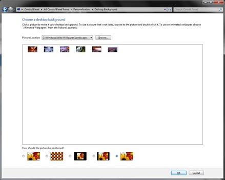 Desktop Backgroun
