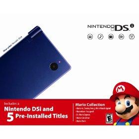 Nintendo DSi Mario