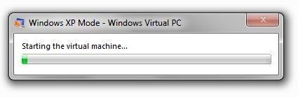 Starting the Virtual Machine
