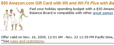 Wii Promotion