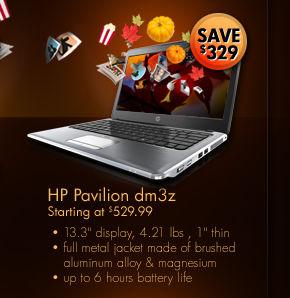 hp pavilion dm3z-2