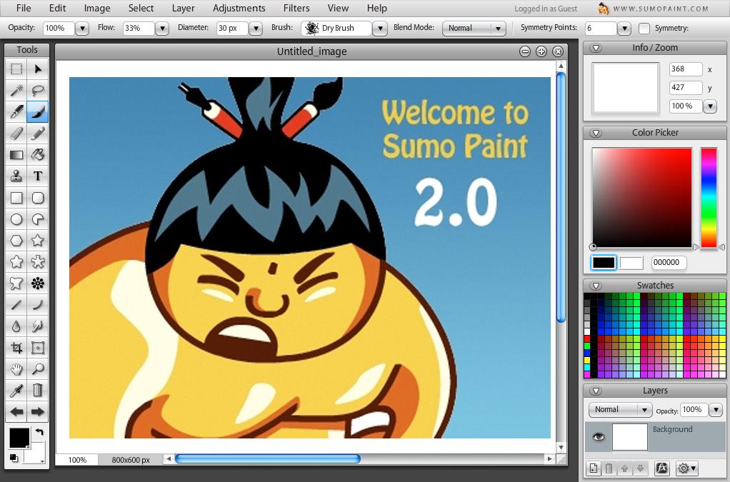 sumo paint-1