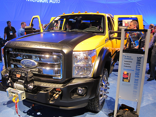 FWS truck