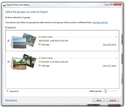 Importing 5 Review 1