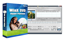 WinX DVD Ripper- free Mac version, plus Platinum version giveway