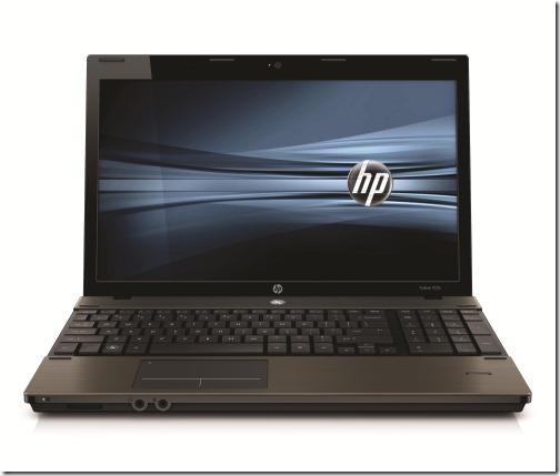 HP ProBook 4525s - Caviar Front