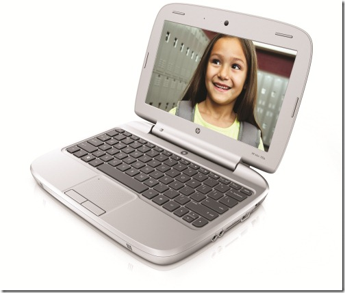 HP Mini 100e Image UNDER NDA UNTIL JUNE 23