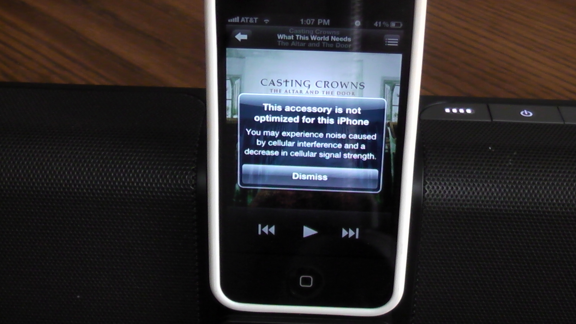 iHome iP46: Portable Audio for iPod and iPhone