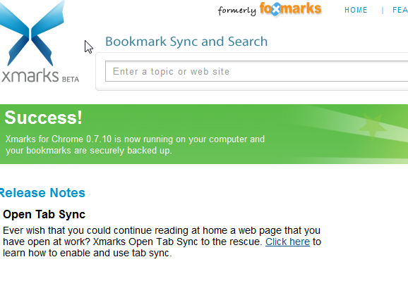 How to Sync Bookmarks Across Browsers and Computers with Xmarks
