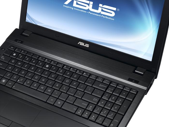 Asus B43J Notebook Fingerprint 64Bit