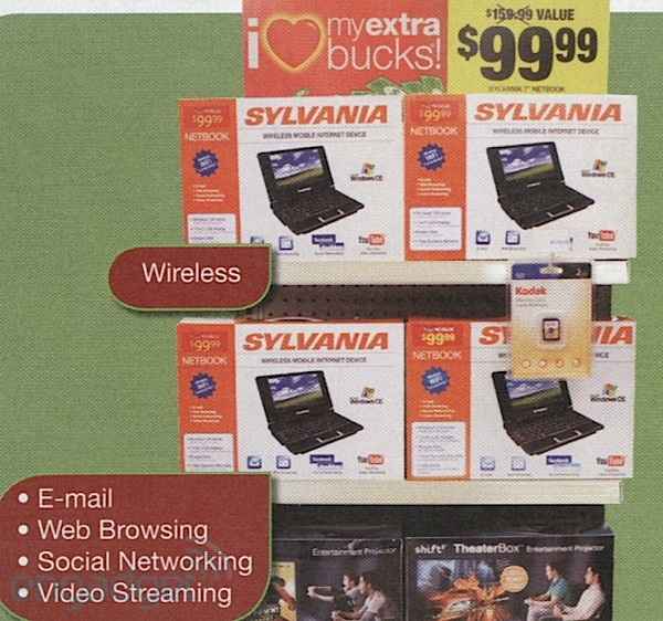 Computers And Technology Cvs: CVS To Sell $99 Netbook ... Disappoint Many Consumers