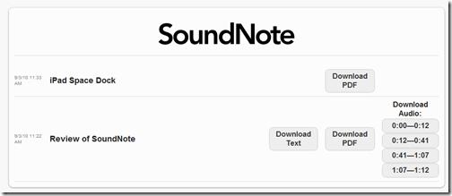 soundnote-downlaod