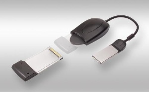 DuelAdapter Notebook adapter PCMCIA to ExpressCard