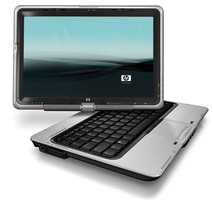 HP Pavilion tx1000 tablet PC