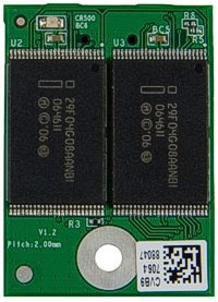 Intel Notebook Solid State Drive