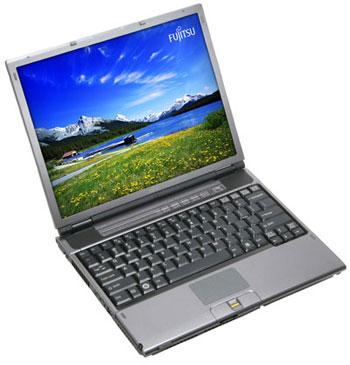 Fujitsu LifeBook S2210 Notebooks