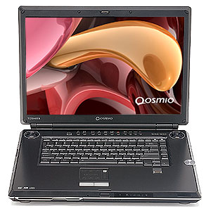 Toshiba Qosmio G35