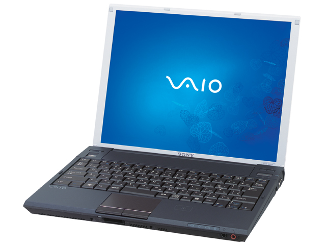 Sony Vaio Notebook Type G