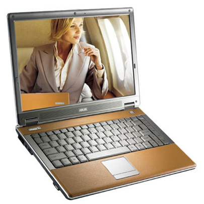 Asus W6Fp Leather Notebook