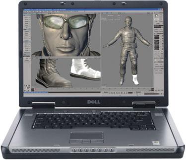 Dell Precision M90 NVIDIA FX 3500M