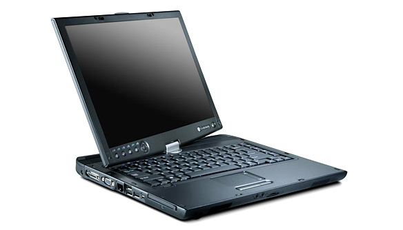Gateway C-140 and M295E Notebook
