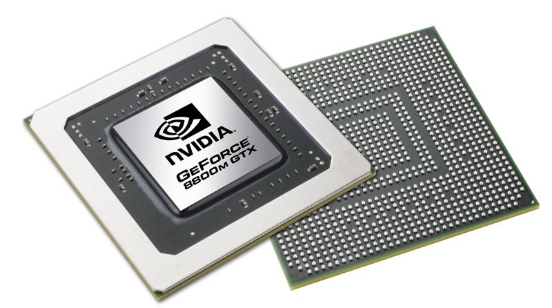 NVIDIA GeForce 8800M GTX