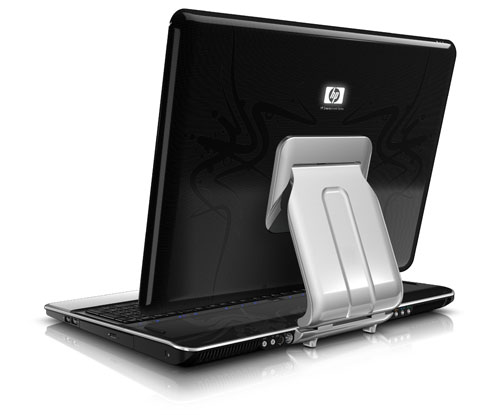 HP HDX The Dragon Notebook