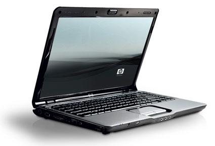 HP dv2000z notebook