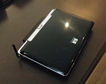 HP Pavilion tx1000 tablet PC Closed