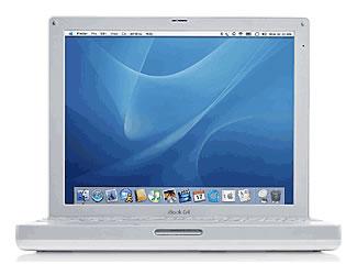 Apple iBook G4 notebook