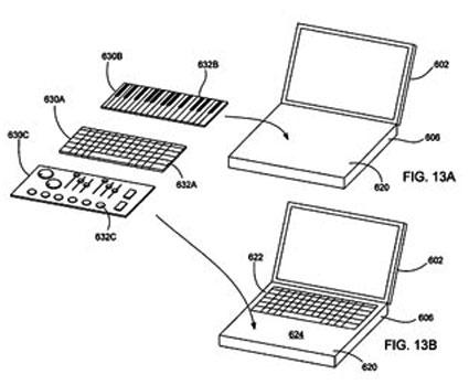 Apple Overlay Patent