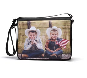 PhotoWorks Messenger Bag