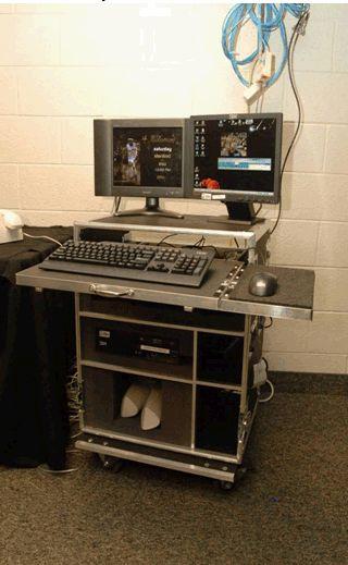 NBA Lenovo Workstation