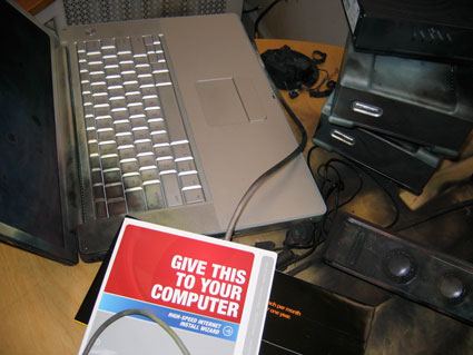 powerbook notebook explodes 2