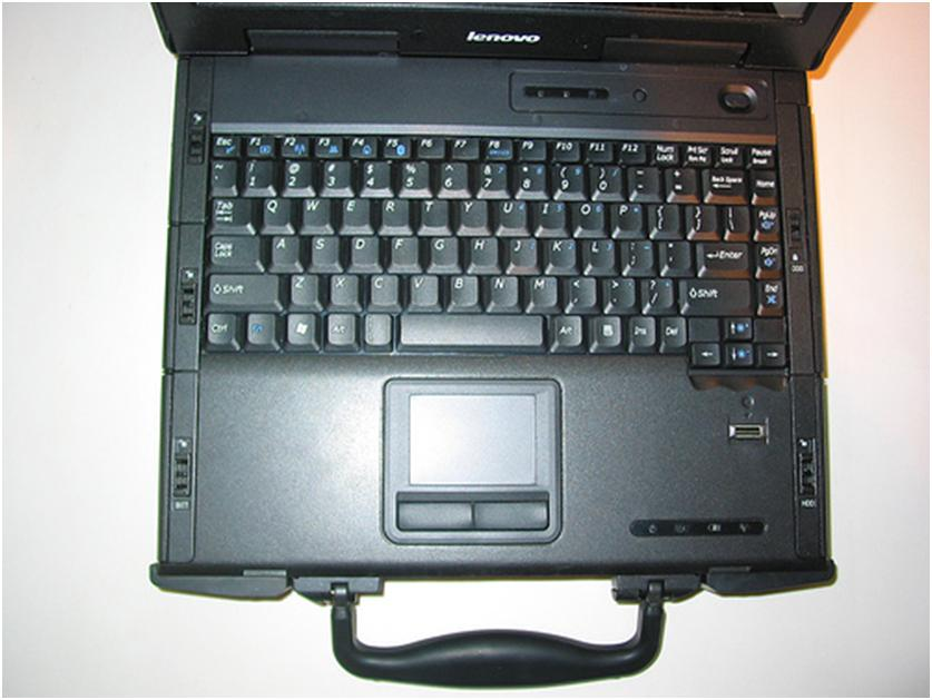 Rugged Lenovo