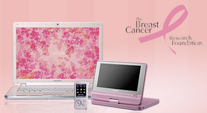 Sony Breast Cancer Awareness