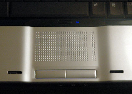 HP Pavilion tx1000 tablet PC -Track Pad