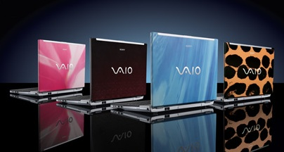 VAIO Graphics Splash